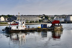 Woodstock 1 - Aberdeen Harbour Scotland - 2/6/2018 (DanoAberdeen) Tags: candid amateur danoaberdeen aberdeenharbour harbour shipspotting northsea northseasupplyships northeast aberdeenscotland tugboat tug offshoreships offshorevessels ship vessels boats workboats seafarers maritime torry aberdeen abdn aberdeencity scotland summer scotia seaport scottishhighlands schotland docks footdee fittie grampian geotagged gb granitecity haulage heavymetal kelvingrove cargoships clouds veteran vessel vts bluesky merchantnavy metallicobjects autumn winter wasser weather ecosse engine escocia river transport unitedkingdom iskoçya offshore oilships oilrigs psv woodstock1 cranevessel