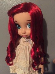 Disney Animator's Collection Ariel (Serena lmao) Tags: disney doll disneyanimatorscollection disneyanimatordoll ariel mermaid thelittlemermaid