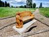 365-4-153 Happy Bench Monday! (benlarhome) Tags: cranbrook bc britishcolumbia hbm