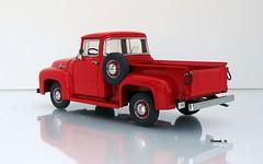 1956 Ford F-100 Half-Ton Pickup Truck (JCarnutz) Tags: 124scale diecast danburymint 1956 ford f100 pickuptruck