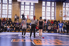 2017-18 - Wrestling (Girls) - Individual Championships -073 (psal_nycdoe) Tags: championships athletic league individual championship barr chrisbarr brooklyn technical grils 201718wrestlinggirlsindividualchampionships nyc new york nycdoe department education psal public schools high school wrestling 201718 girls city chris individuals