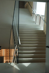 2018-05-FL-188217 (acme london) Tags: aluminiumcladding architecture fondazioneprada gallery glass handraillighting italy milan milano museum oma ply plywood remkoolhaas staircase steps torre whiteconcrete