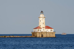 Chicago Harbor Lighthouse (dpsager) Tags: chicago chicagoharborlighthouse dpsagerphotography illinois lakemichigan metabones