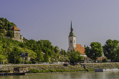 The St Martins´ Cathedral (a7m2) Tags: bratislava pressburg staremesto cathedral catholic hlmartin history culture religion slovakia building church city oldtown