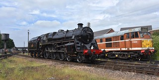 Great Central Railway Loughborough Leicestershire 9th June 2018