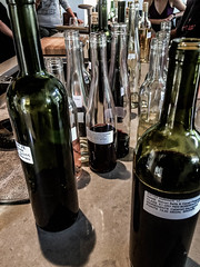 end_of_wine-2_TDHDR_Dehaze (old_hippy1948) Tags: wine bottles people competition