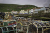 The Fishing Baskets (Kev Walker ¦ 8 Million Views..Thank You) Tags: architecture boats britishculture building canon1855mm canon700d cliffs coastline digitalart fishingport hdr harbour historic northyorkshire outdoor panorama panoramic picturesque postprocessing sea seaside seasidevillage sky staithes tranquil unspoilt water waterfront waterside