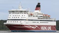 Gabriella (zTomten) Tags: båtar fartyg viking line gabriella boat ship passenger roro passagerarfartyg