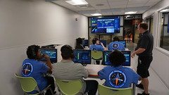 """Stemliner STEM & MOH Character Development weekend at NASA • <a style=""""font-size:0.8em;"""" href=""""http://www.flickr.com/photos/157342572@N05/28466169038/"""" target=""""_blank"""">View on Flickr</a>"""