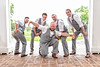 Groomsmen having fun on a rainy day - using off camera flash helps with the bright background (Ryan Smith Photography) Tags: flash fun groomsmen offcameraflash pose wedding weddingphotography myrtlebeach httpswwwryansmithphotographycom