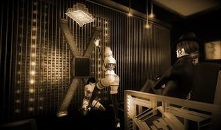 Speakeasy's Bar