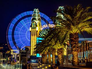 Luna Park Sydney Colour