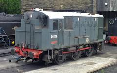 KWVR Vulcan . (steven.barker57) Tags: prototype shunter d0226 vulcan british green rail railways uk england keighley worth valley railway preserved heritage line rare diesel