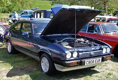 C808 EUR (Nivek.Old.Gold) Tags: 1985 ford capri 28 injection special mk3