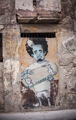 Cuba - Habana Centro (Cyrielle Beaubois) Tags: 2016 cuba cyriellebeaubois paint mural drawing wall décembre travel explore wanderlust wander travelphotography discover lahavane lahabana lahavana canoneos5dmarkii habanacentro architecture street streetphotography skater afro