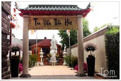 Eingang von Pagode Thien hoa - MG (t1p2m3) Tags: pagode eingang buddha