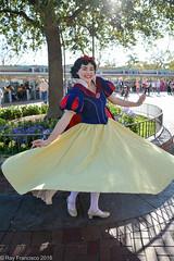 Snow White (RayCisco) Tags: disneyland anaheim disneyprincesses facecharacter dresstwirl snowwhiteandthesevendwarfs princesssnowwhite
