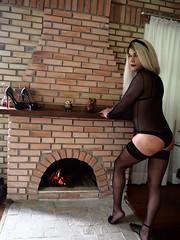 2018.06-07 (SamyOliver) Tags: samyoliver samanthaoliver samyoliverbr ohomemfeminino crossdresser crossdressing travesti transgender nylon nylonfetish nylonfeet stockings