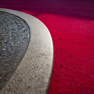 red carpet @Münsterhof Zurich