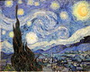 New York, Museum of Modern Art, van Gogh, The Starry Night DSCN3212 (ianw1951) Tags: art artgalleries moma newyork paintings vangogh