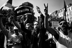 . (Thorsten Strasas) Tags: adenauerplatz alkuds alqudstag antisemitismus antizionismus berlin besatzung charlottenburg christophhörstel demonstration deutschemitte fahnen flaggen freegaza gaza iran israel jews juden netureikarta palaestina palestine qudsday schilder schoeneberg schwarzweiss syria transparente wilmersdorf antizionism antisemitism banners demo flags march occupation protest riotpolice signs germany de