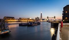 Sunset@St Katharines pier (and641) Tags: nikond7200 sunset london uk towerbridge river longexposure wideangle tokinaaf1116mmf28 thames