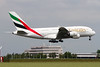 A6-EEB,Airbus A380-861, Emirates (freekblokzijl) Tags: emirates airbusa380 superjumbo wally widebody a380861 approach landing aankomst nadering baandrempel treshold kaagbaan rwy06 dubai a6eeb june2018 springtime eham ams amsterdam airport schiphol luchthaven runway amsterdamairport planespotting vliegtuigspotten reykjavikweg canon eos7d
