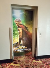 Entertainment, Thor, Elevator Graphics