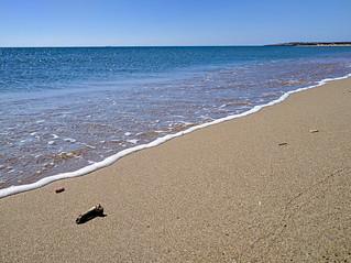 Beach in Rhodes