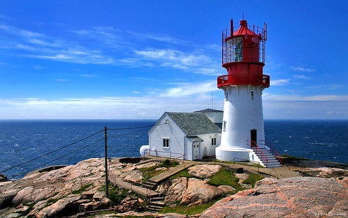 Norway: Lindesnes lighthouse