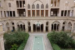DSC07281 (Dirk Rosseel) Tags: khane abassian kashan iran traditional house persian courtyard