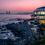 The blue hour - Busan, South Korea - Cityscape photography thumbnail