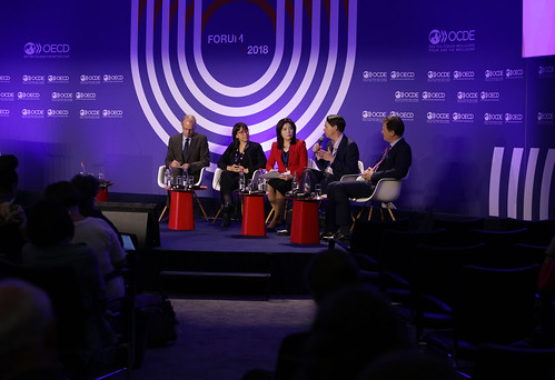 OECD Forum 2018 - Health: High Tech, High Touch