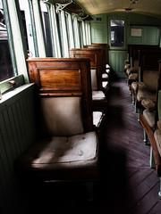 c.1920 - First Class (Francisco (PortoPortugal)) Tags: 1102018 20180519fpbo7915 carruagem carriage 1920 comboio train interiores indoors porto portugal portografiaassociaçãofotográficadoporto franciscooliveira railwaymuseum