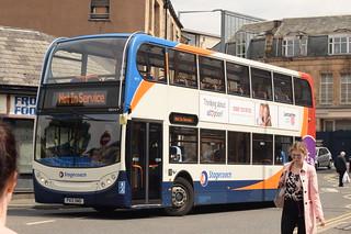 SCNL 10024 @ Lancaster bus station