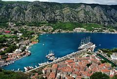 View of Kotor (Jocelyn777) Tags: view bay fjord bayofkotor kotor montenegro balkans travel