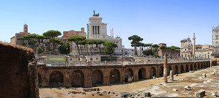 The Mother of All Forums - The Forum of Trajan