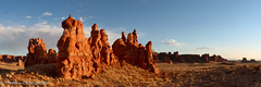 Hopi Council (OJeffrey Photography) Tags: moenavesandstone rockformation rocks moenave sandstone arizona navajoreservation hopi res panorama pano ojeffrey ojeffreyphotography jeffowens nikon d850 sunset golden redrocks
