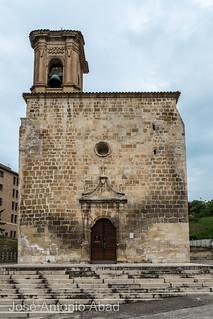 Iglesia Santa Maria Jus del Castillo, Estella