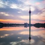Lotus Tower at Dawn thumbnail