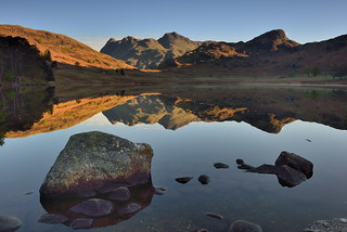 Tarn reflections
