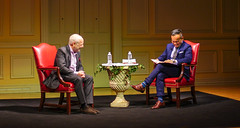 2018.06.06 Library of Congress Mythology Tour, Conversation with Andre Aciman, Washington, DC USA 02836
