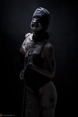 IMG_5401 (m.acqualeni) Tags: manu manuel acqualeni lena dream boudoir masque à fille girl femme sexy glamour lingerie nude nu nudité dark fond noir écarteur bouche bâillon sm sado maso fétichiste fétiche extreme dentaire sweet smile tattoo chaine slave eclave