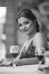 A smile like yours (Cortez_CRO) Tags: osijek croatia hrvatska prom girl bw posing portrait woman pretty