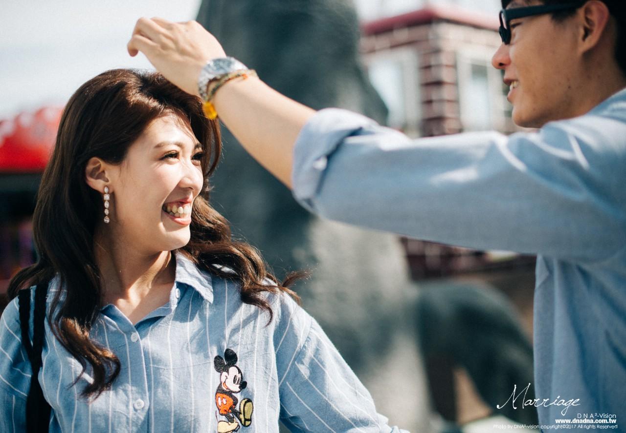 《婚禮攝影》高雄雅悅類婚紗美式風格︱子涵-2