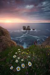 Atardecer en los Urros (Pablo RG) Tags: urros cantabria costa quebrada liencres paisaje landscape nature sunset seascape mar cantabrico primavera