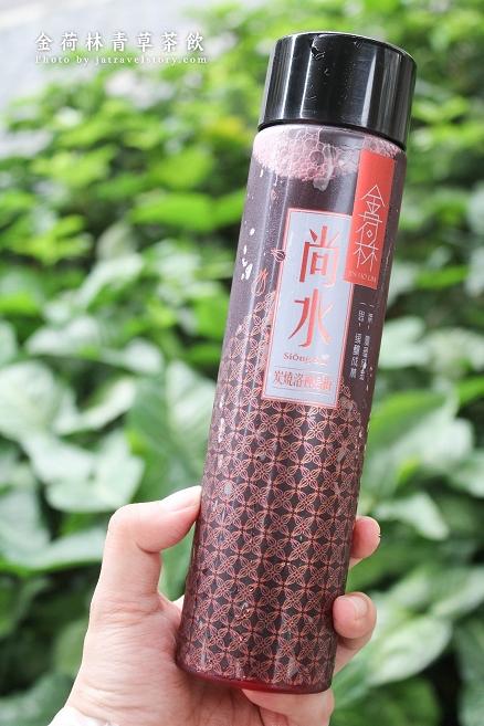 金荷林青草茶飲 清爽消暑仙草茶&洛神烏梅汁!【捷運忠孝敦化】 @J&A的旅行