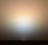 Sunrise on Mars (Lights In The Dark) Tags: mars opportunity nasa sunrise