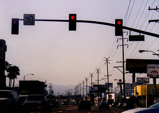 Lincoln Boulevard, LA