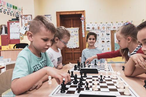 V Turniej Szachowy o Mistrzostwo Przedszkola Miejskiego Nr 1-6